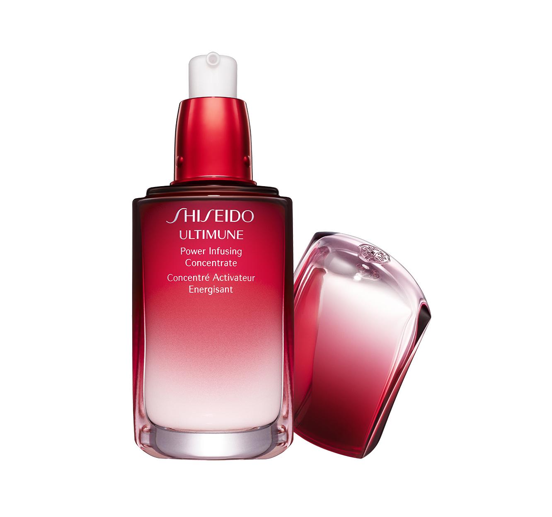 Ultimune, de Shiseido (50 ml, PVPR 125 €)