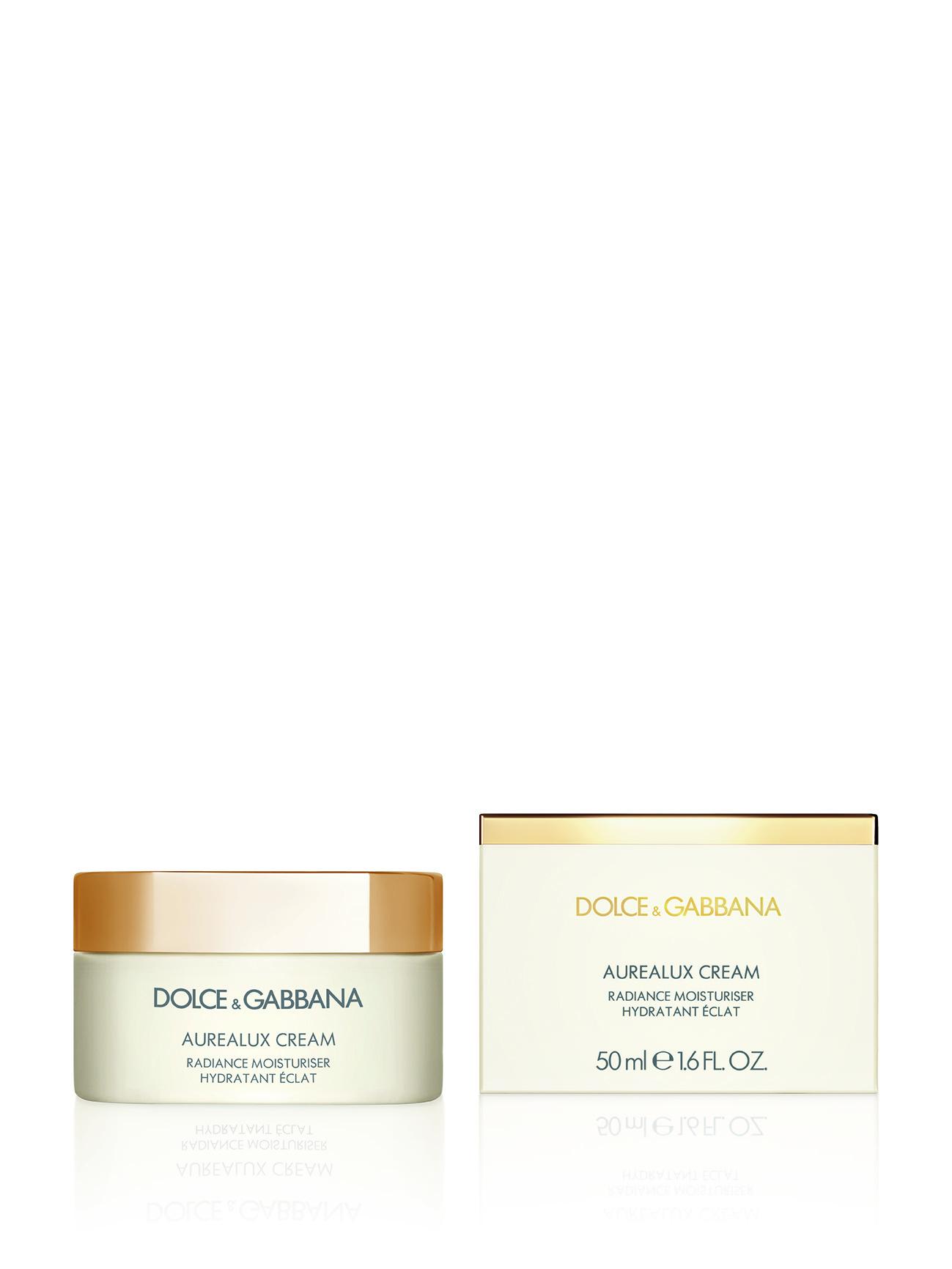 Dolce & Gabbana Skincare Aurealux Cream (50 ml, PVPR 98,50 €)