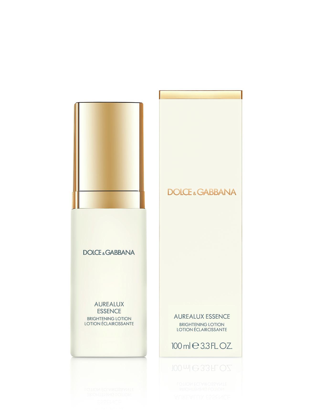 Dolce & Gabbana Skincare Aurealux Essence (100 ml, PVPR 54,50 €)