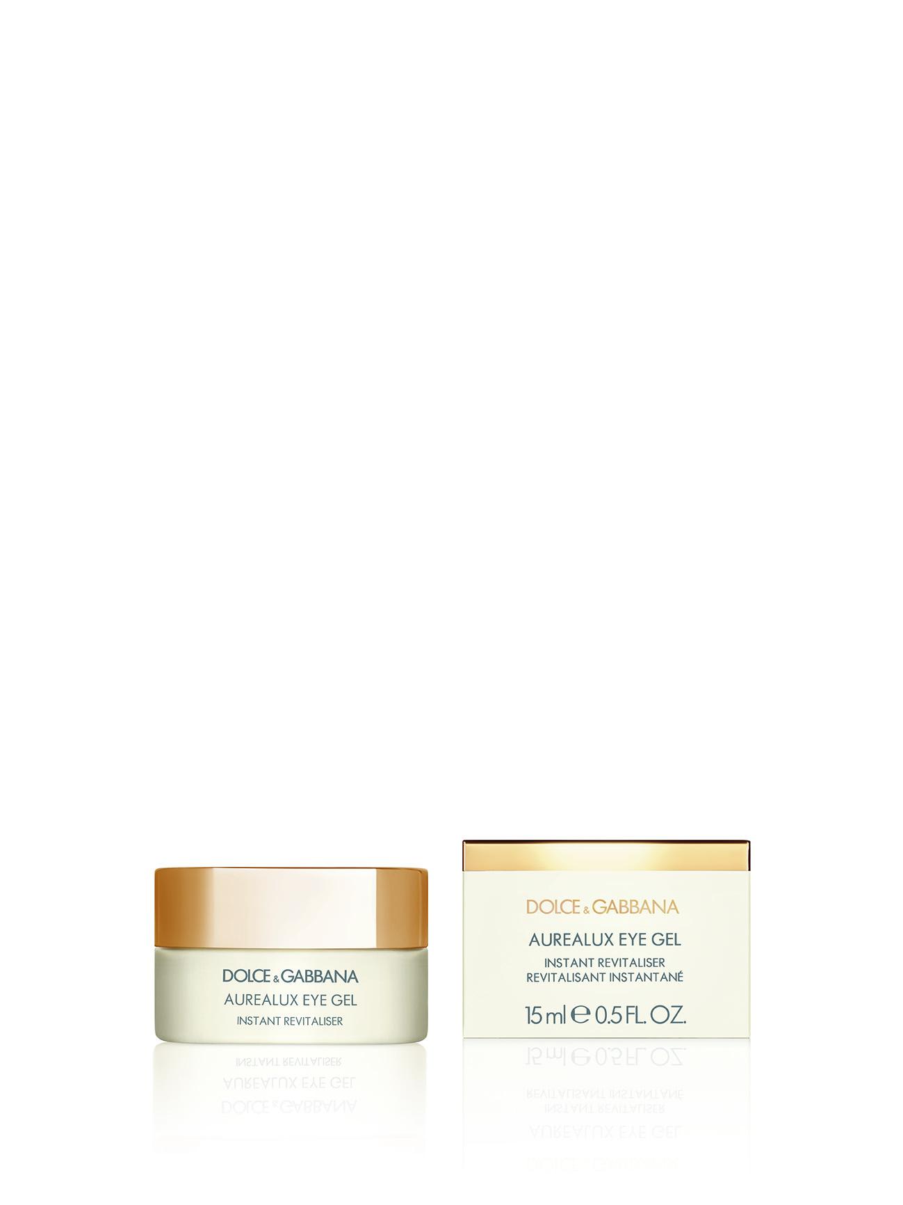 Dolce & Gabbana Skincare Aurealux Eye Gel (15 ml, PVPR 54,50 €)