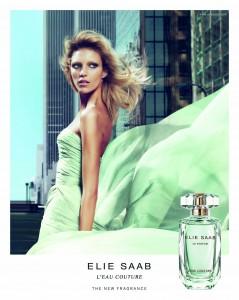 L'Eau Couture, Elise Saab (visual)