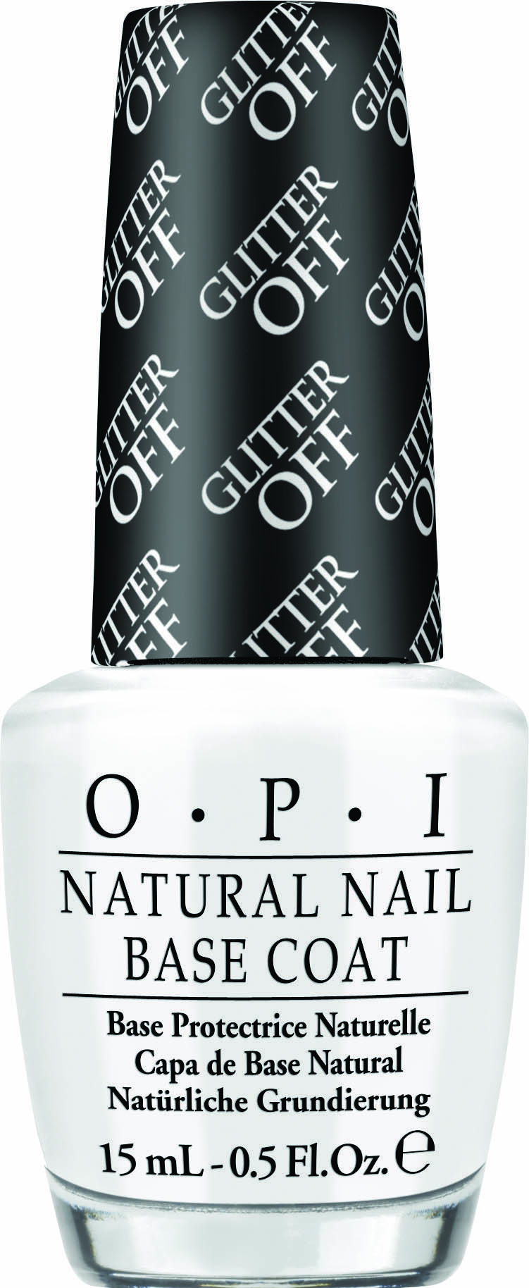 GLitter Off Natural Nail Base Coat (PVPR 16,80 €)