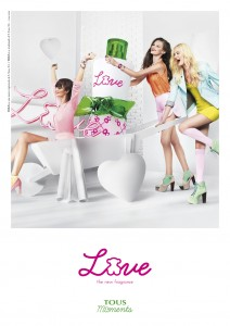 Love Tous Moments visual