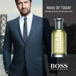 Visual MAN OF TODAY-Gerard Butler for Boss Bottled