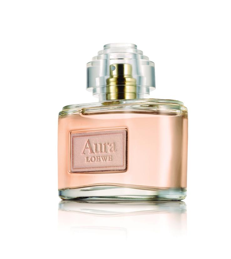 Aura, perfume de Loewe.