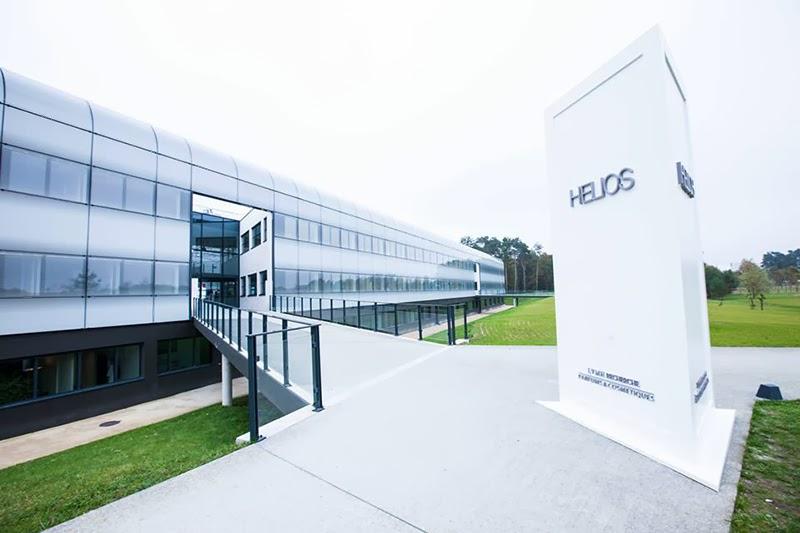 Centro Hélios, de LVMH, dedicado a la investigación cosmética.