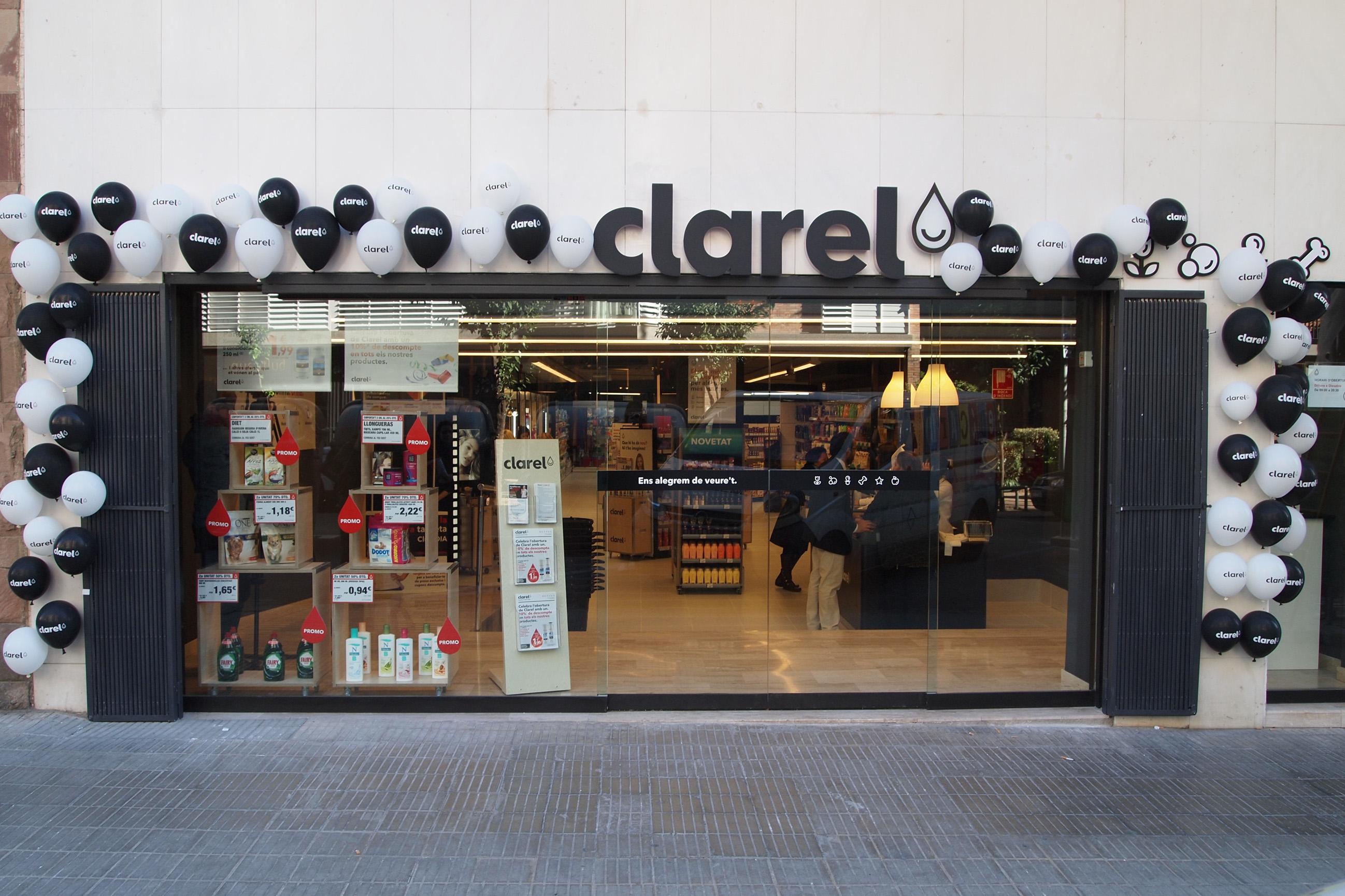 Clarel, el nuevo formato de Grupo Dia.