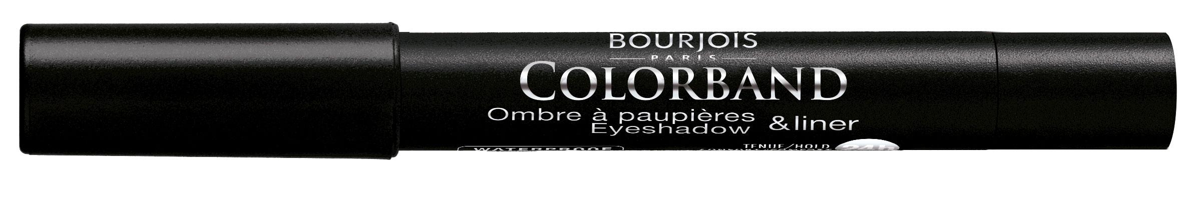 Colorband, tono 01 Noir Abstrait.