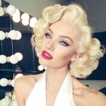 Candice Swanepoel Max Factor