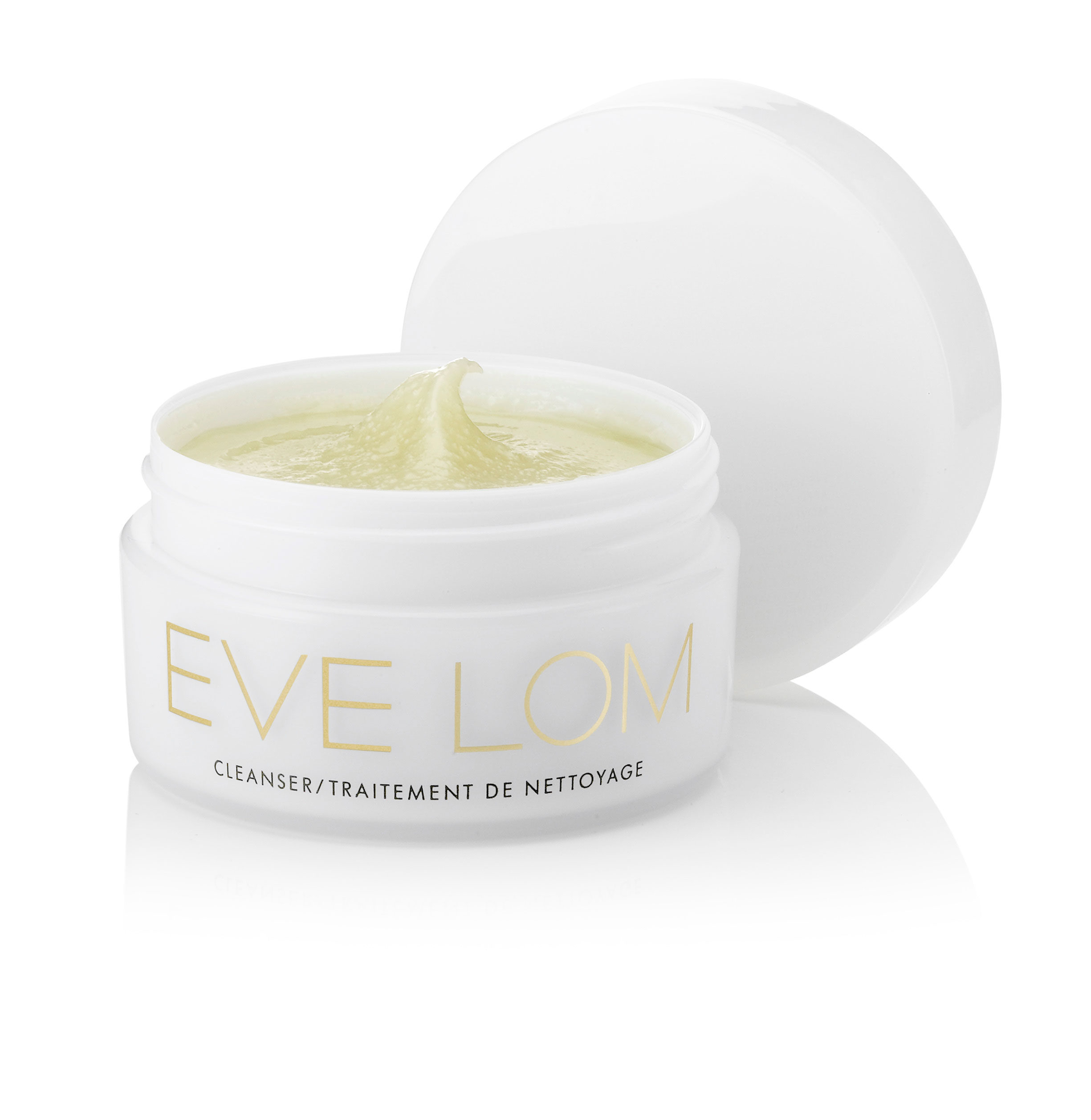 Eve Lom Cleanser.