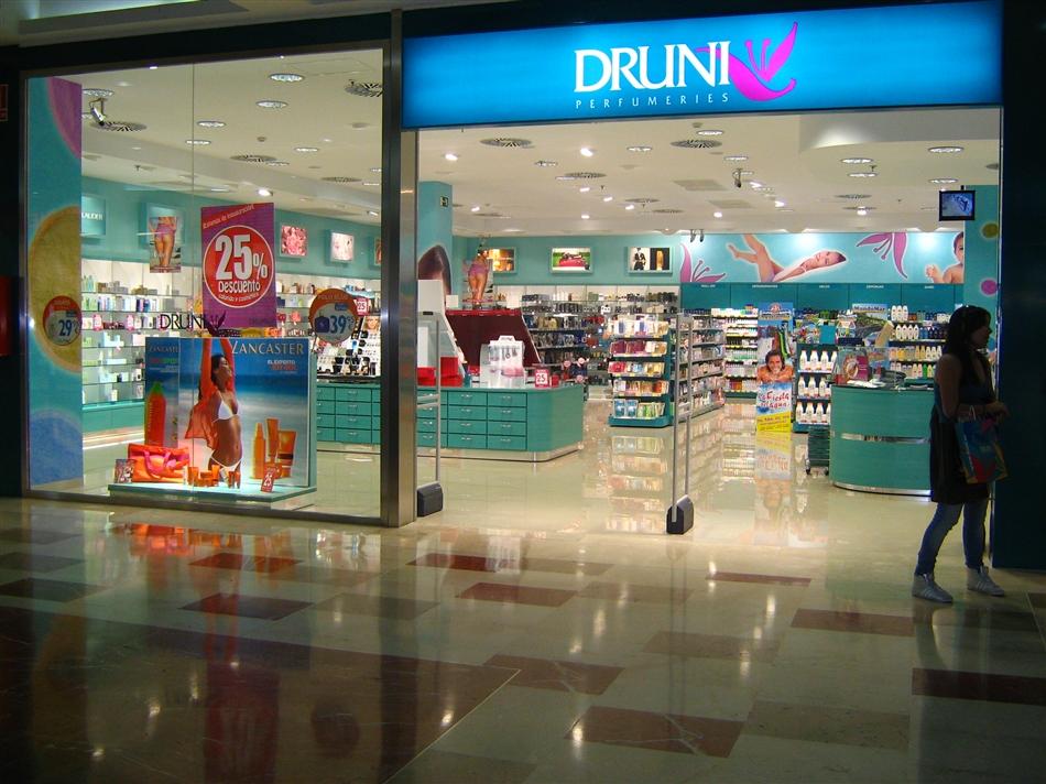 Perfumería Druni.