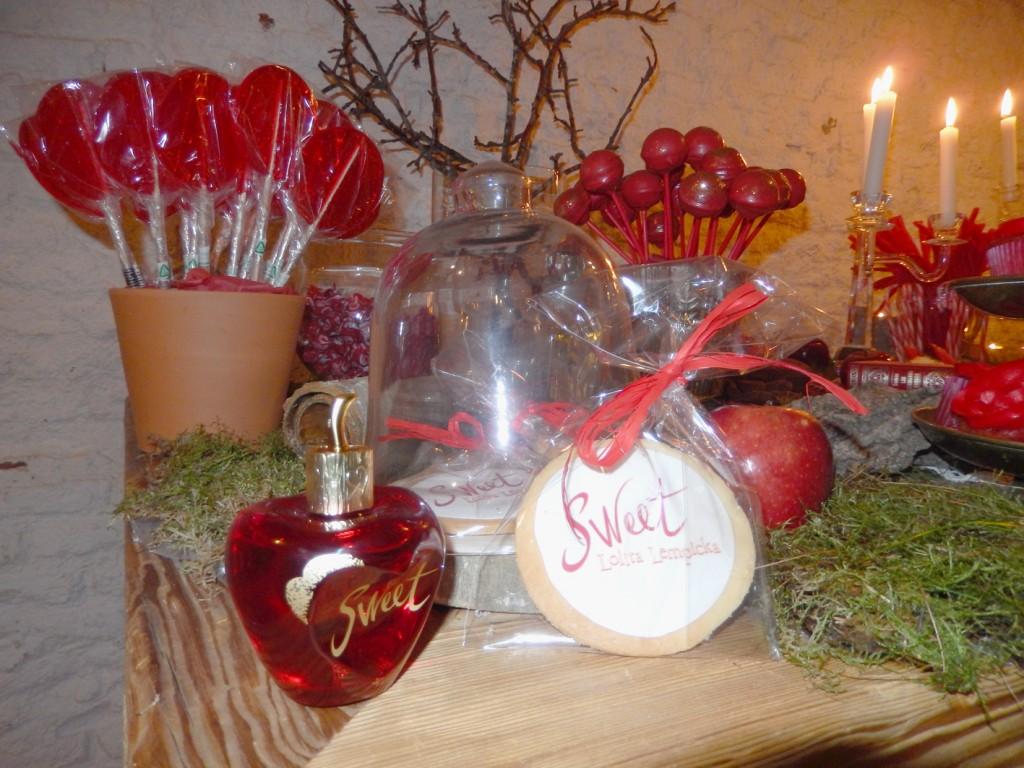 Sweet, el nuevo perfume de Lolita Lempicka.