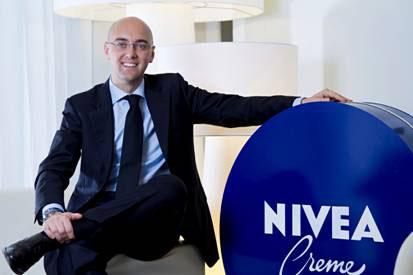 Andrea Mondoni, director general de Nivea en España.