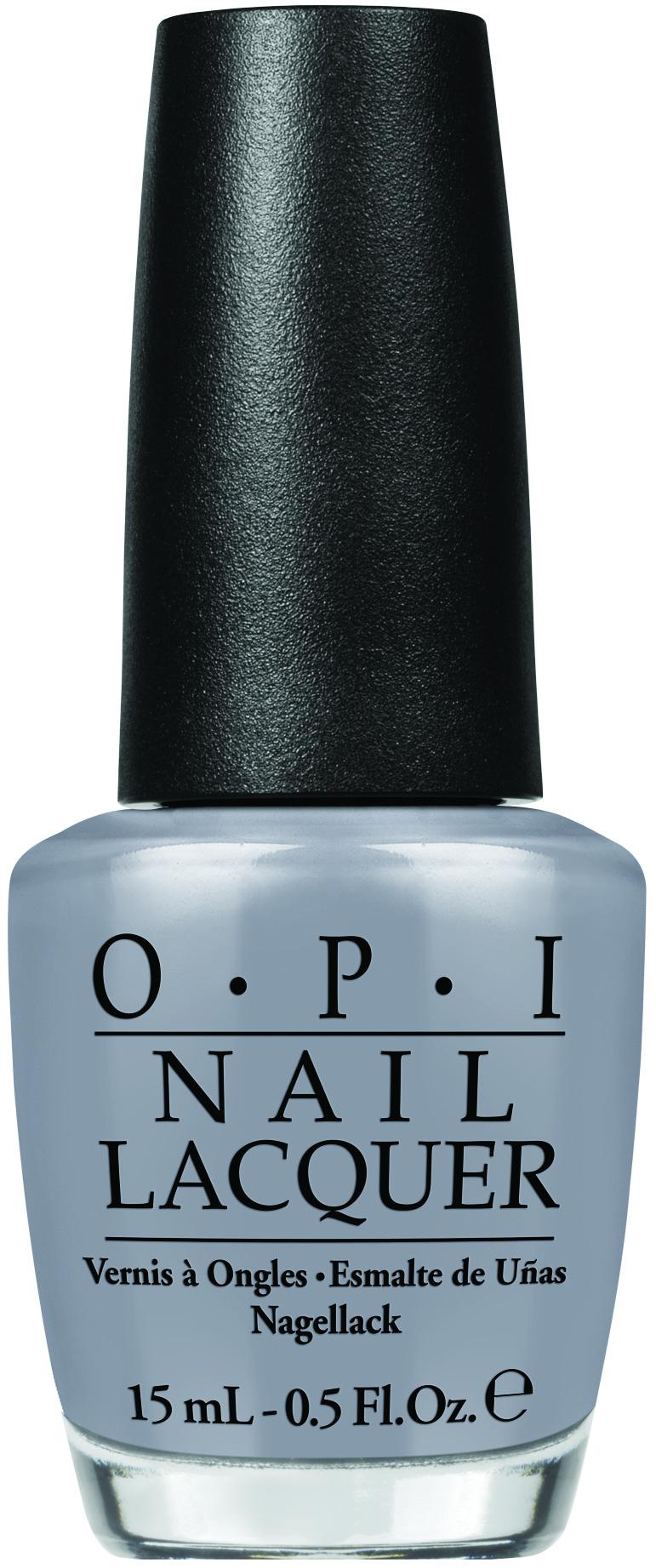 Opi, Embrace The Gray 16,80 €.