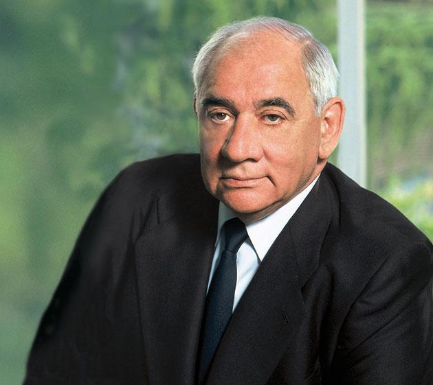 Isidoro Álvarez ha fallecido.