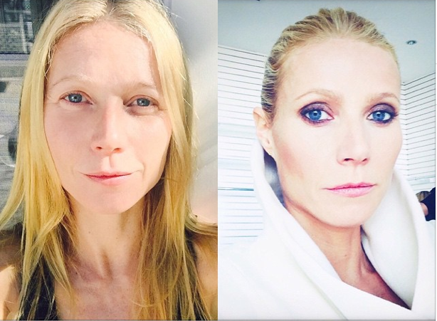 Gwyneth Paltrow Max Factor
