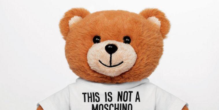 Moschino Toy.