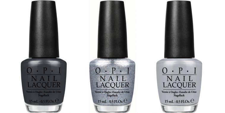 Opi colección 50 sombras de Grey