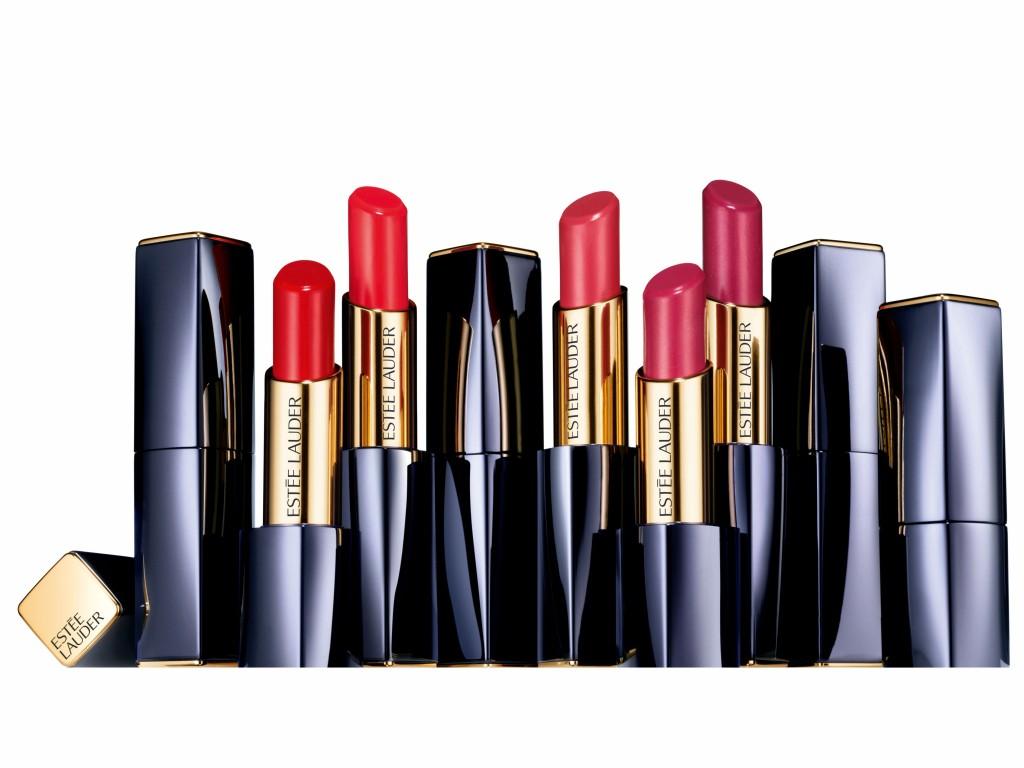 Nueva gama de barras de labios Pure Color Envy Shine, de Estée Lauder (PVPR 30 €).