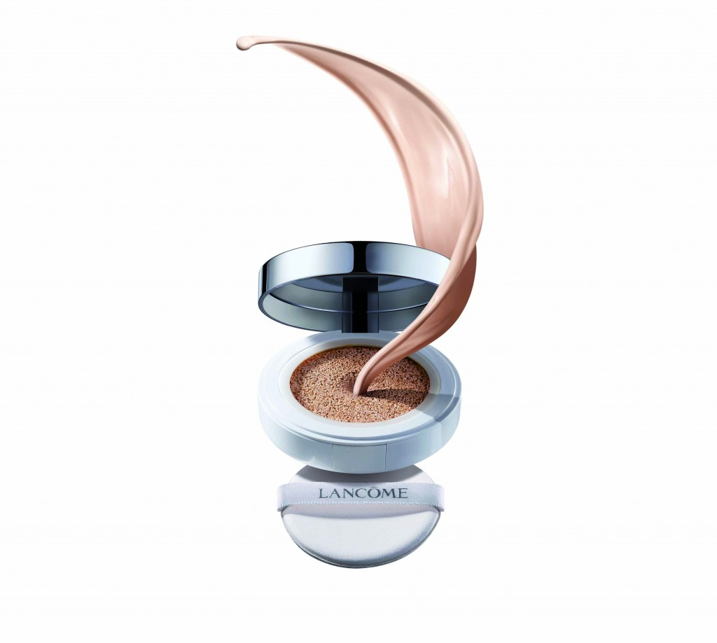 Lancôme Miracle Cushion.