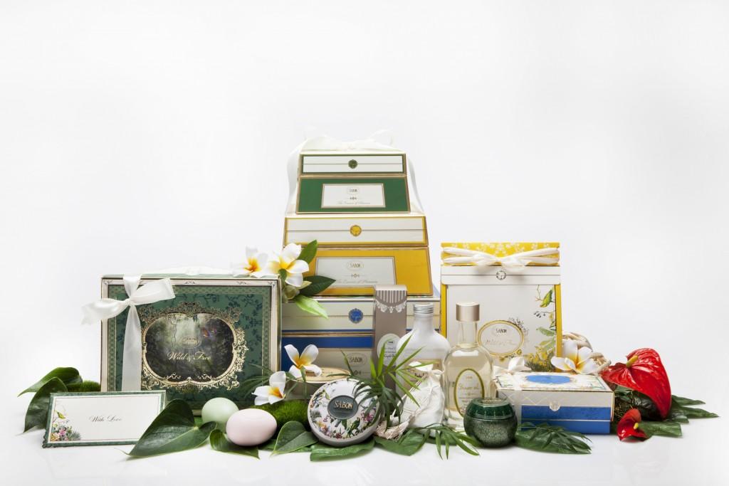productos SABON WILD & FREE