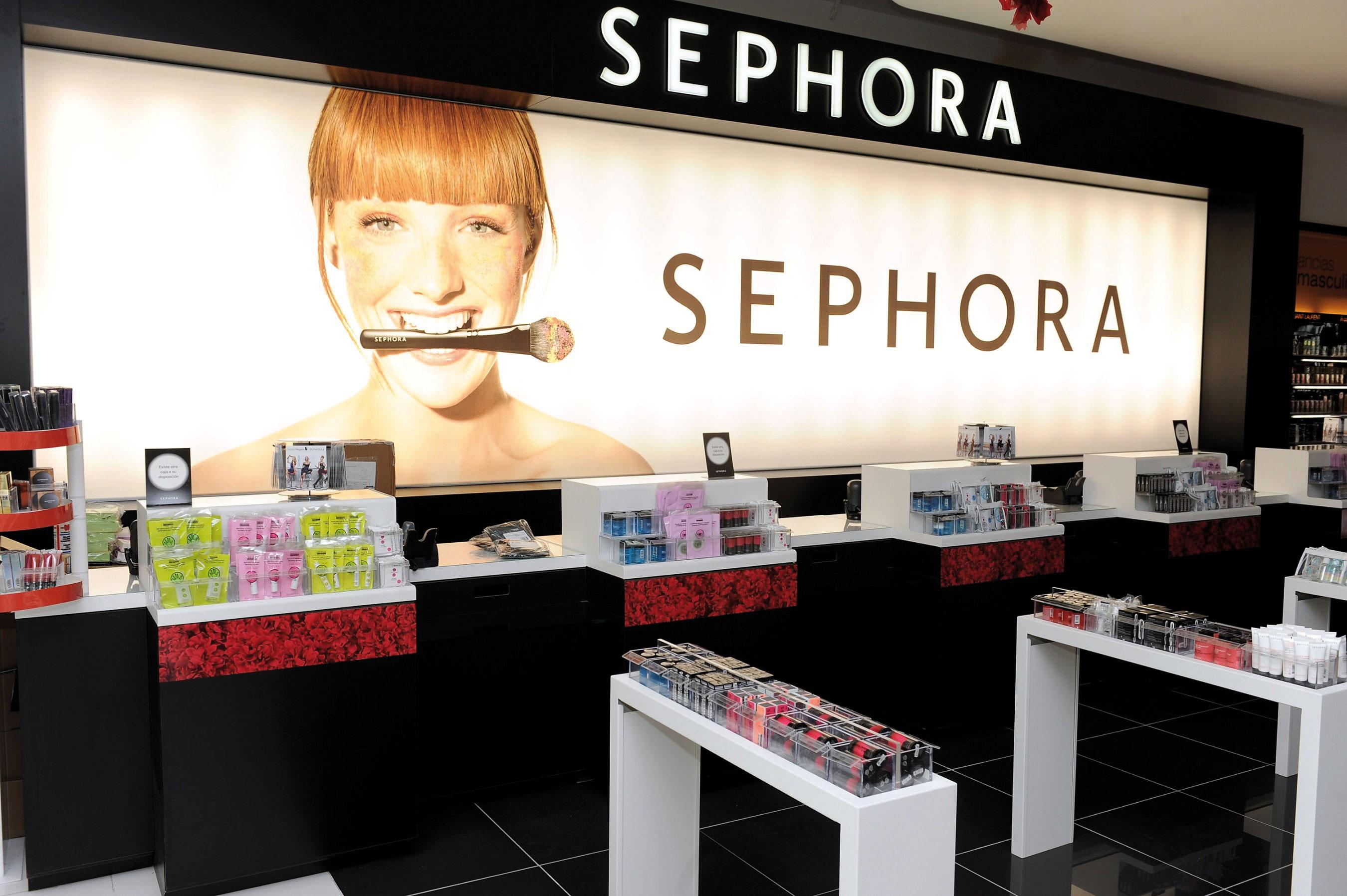 Sephora cierra en Madrid la tienda de Gran Vía.