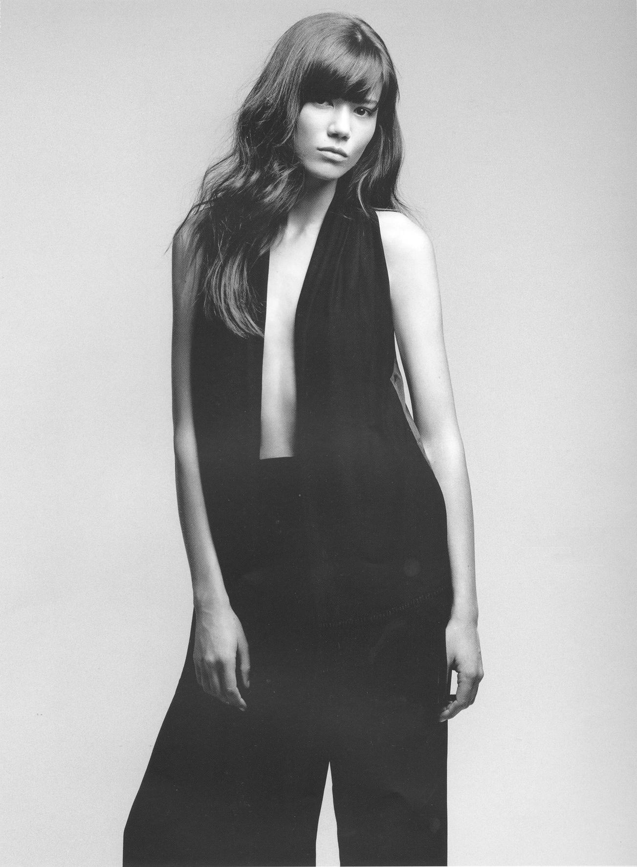 Sheila Marquez, imagen perfume Angel Schlesser