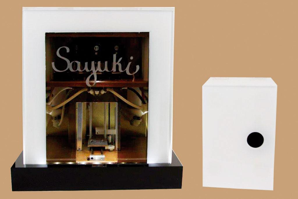 Tecnología Sayuki.