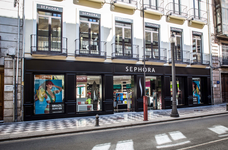 Tienda Sephora en Sevilla (Tetuán, 8).