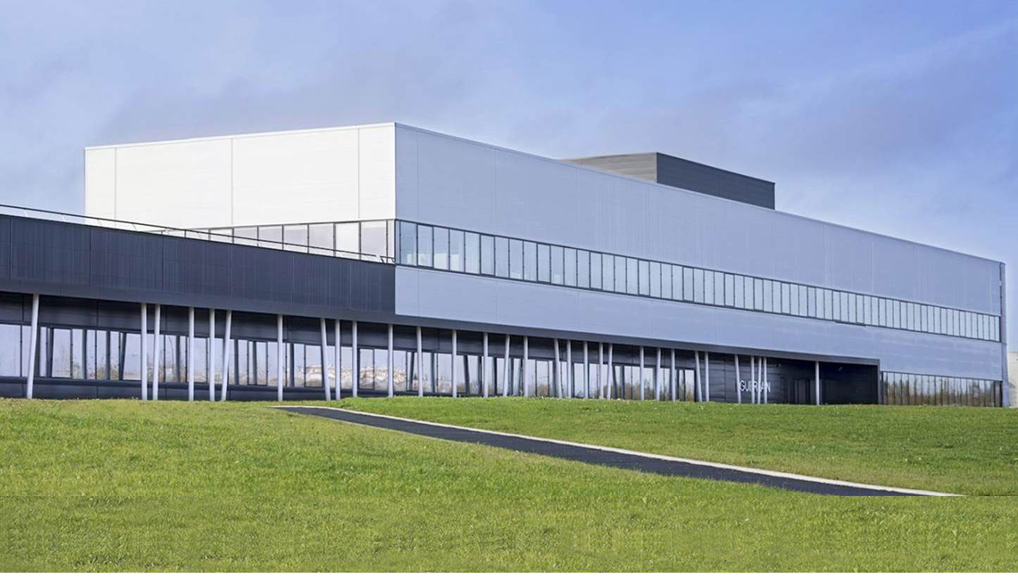 La Ruche: centro de producción de Guerlain.