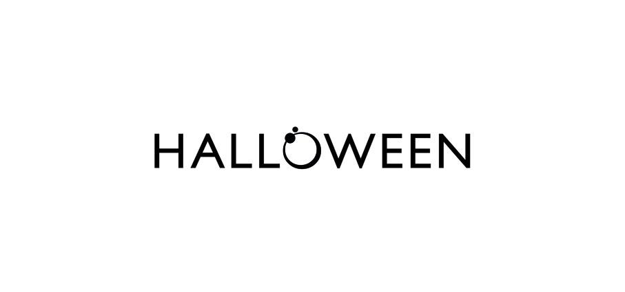 Logo Halloween.