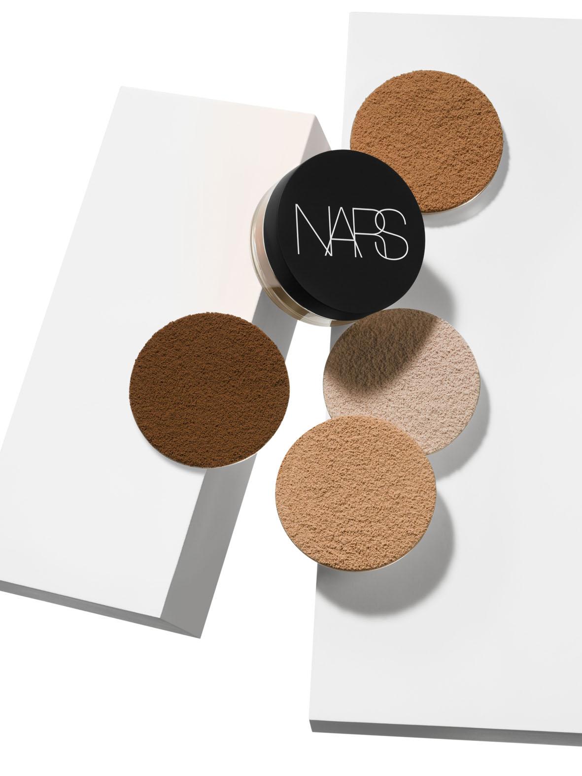 NARS Soft Velvet Loose Powder.