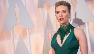 Scarlett Johansson Dolce&Gabbana, Oscar 2015