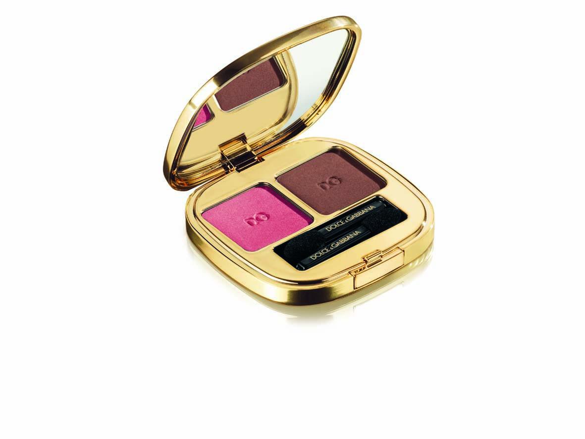 Dolce&Gabbana, The Eyeshadow SMOOTH EYE COLOUR DUO EVOCATIVE 95.