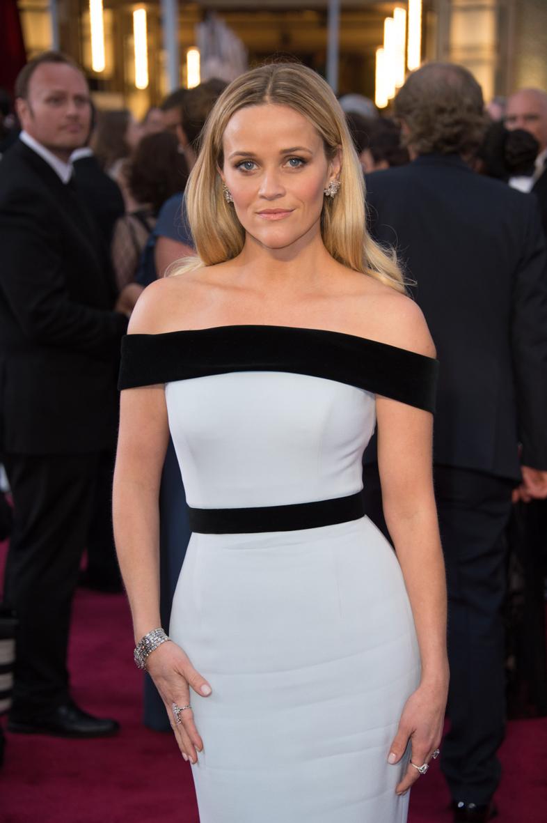 Reese Witherspoon en los Óscar 2015.