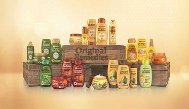 Original Remedies, de Garnier.