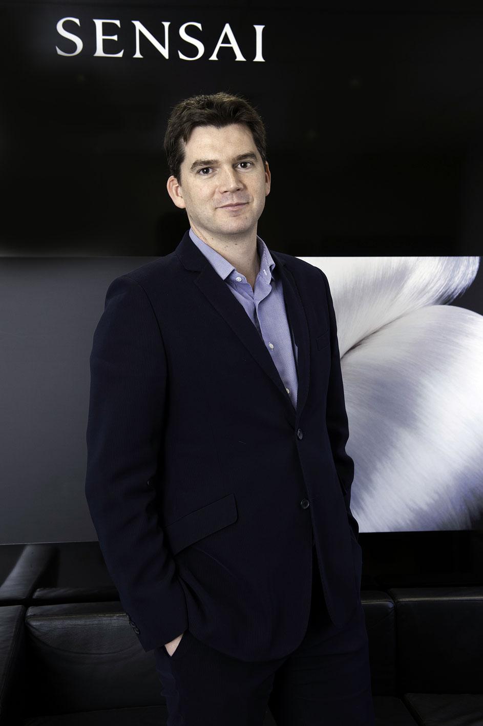 El director de Sensai en España, Philippe Casara.