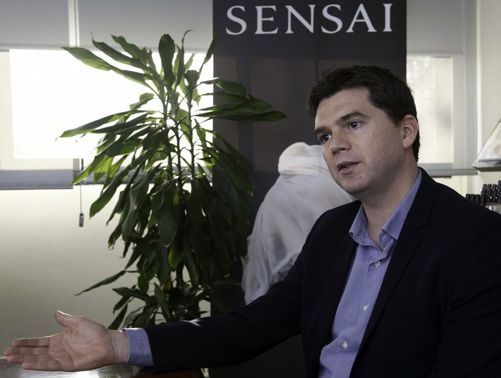 Philippe Casara, director general de Sensai.
