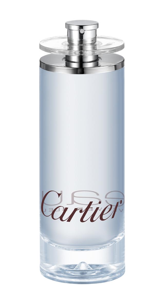 Eau de Cartier Vétiver Bleu.