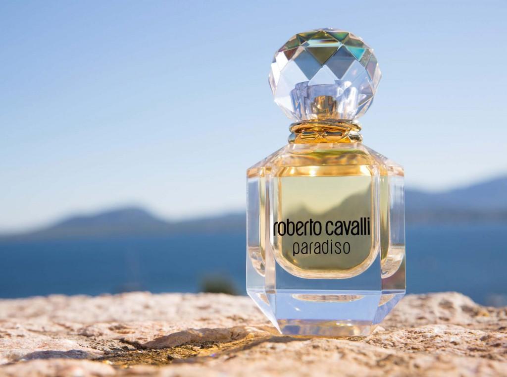 Paradiso, la nueva fragancia femenina de Roberto Cavalli.