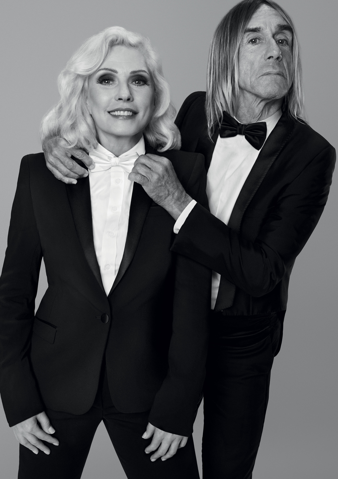 iggy pop debbie harry relationship