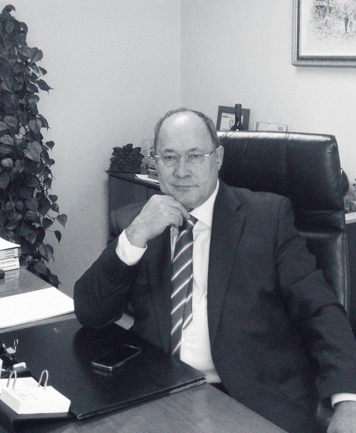 Manuel del Pozo, director general de GPD.
