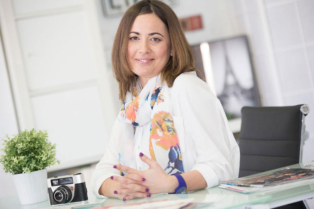 Clara Pi, directora de comunicación de Stanpa.