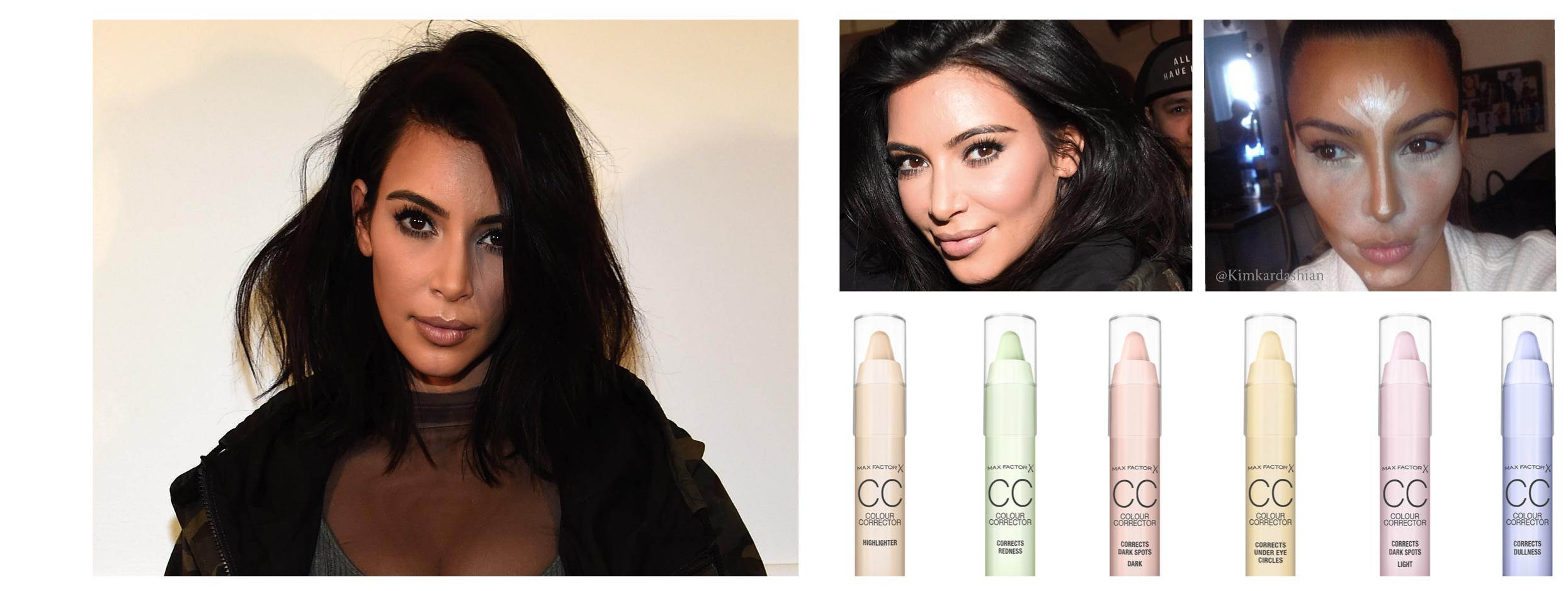 Kardashian Countouring Max Factor
