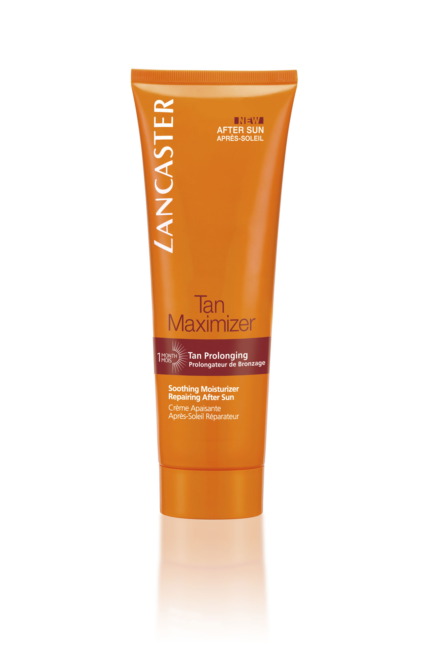 Tan Maximizer Soothing Moisturizer Repairing After Sun, Lancaster