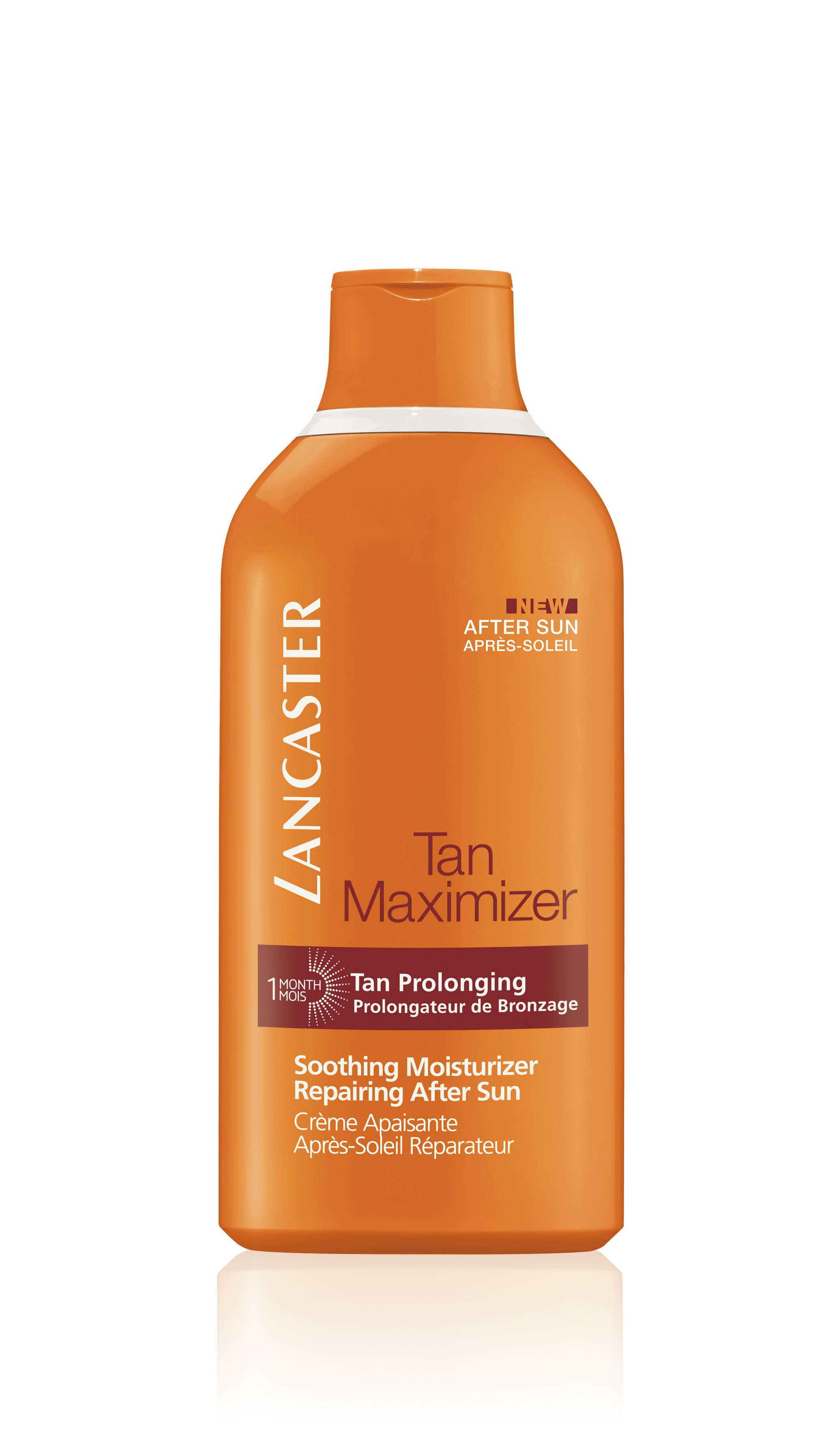 Tan Maximizer Soothing Moisturizer Repairing After-Sun, Lancaster