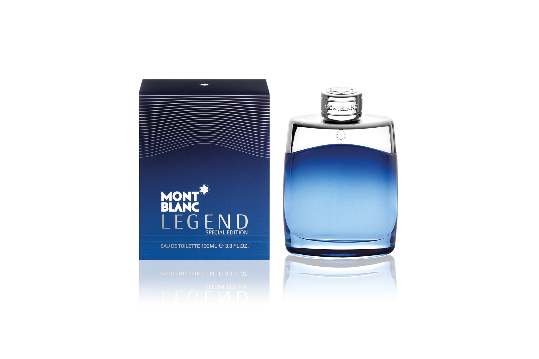 Legend Special Edition, Mont Blanc