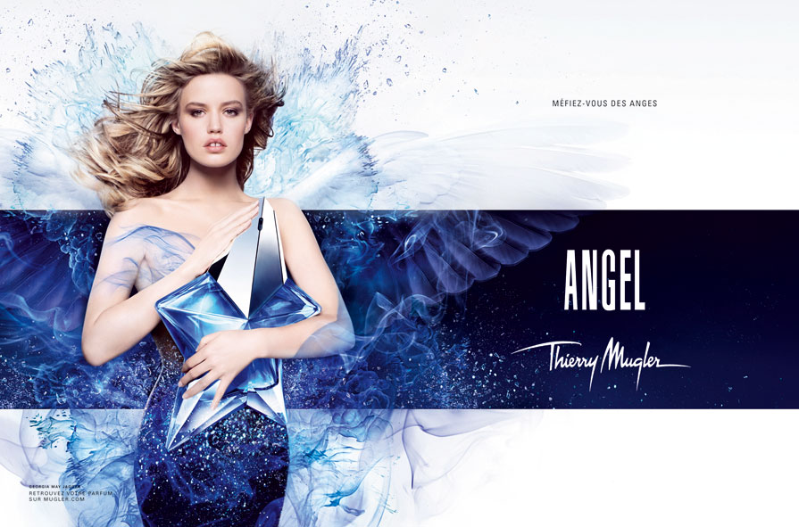 Georgia May Jagger, la nueva imagen de Angel.