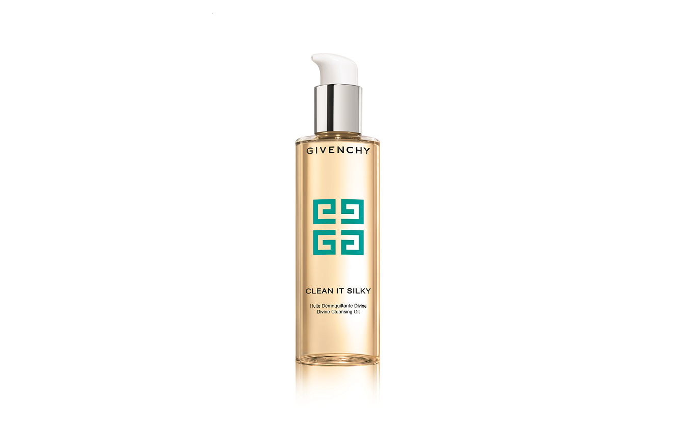 Clean it Silky, aceite desmaquillante de Givenchy