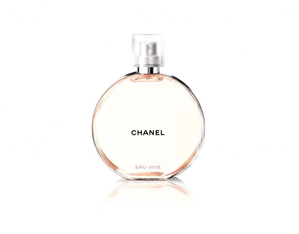 Chance Chanel Eau Vive.
